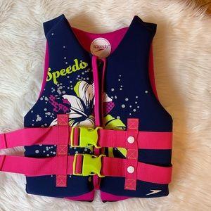 Speedo Youth life jacket 50-90 pounds
